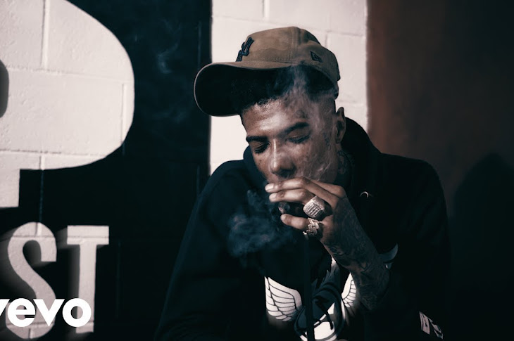 Watch: Blueface - Patience Featuring Calboy