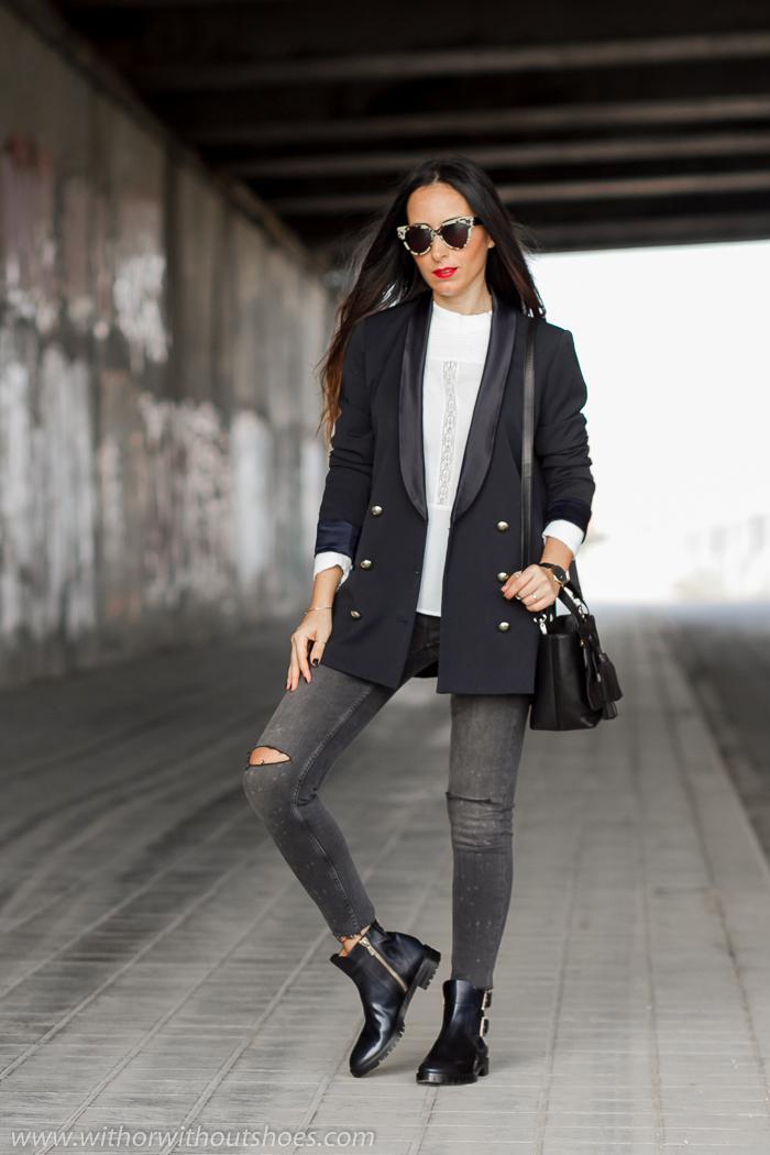 Blogger influencer valenciana con ideas para vestir comoda y con estilo