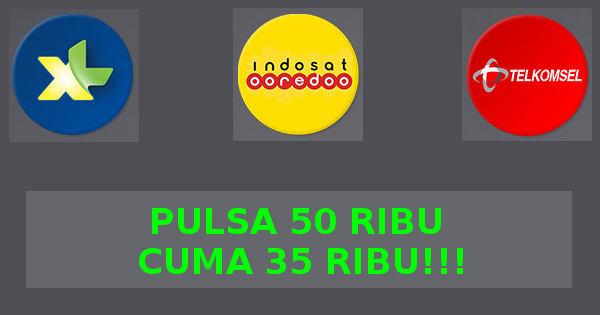 Image Result For Pulsa Murah Lazada