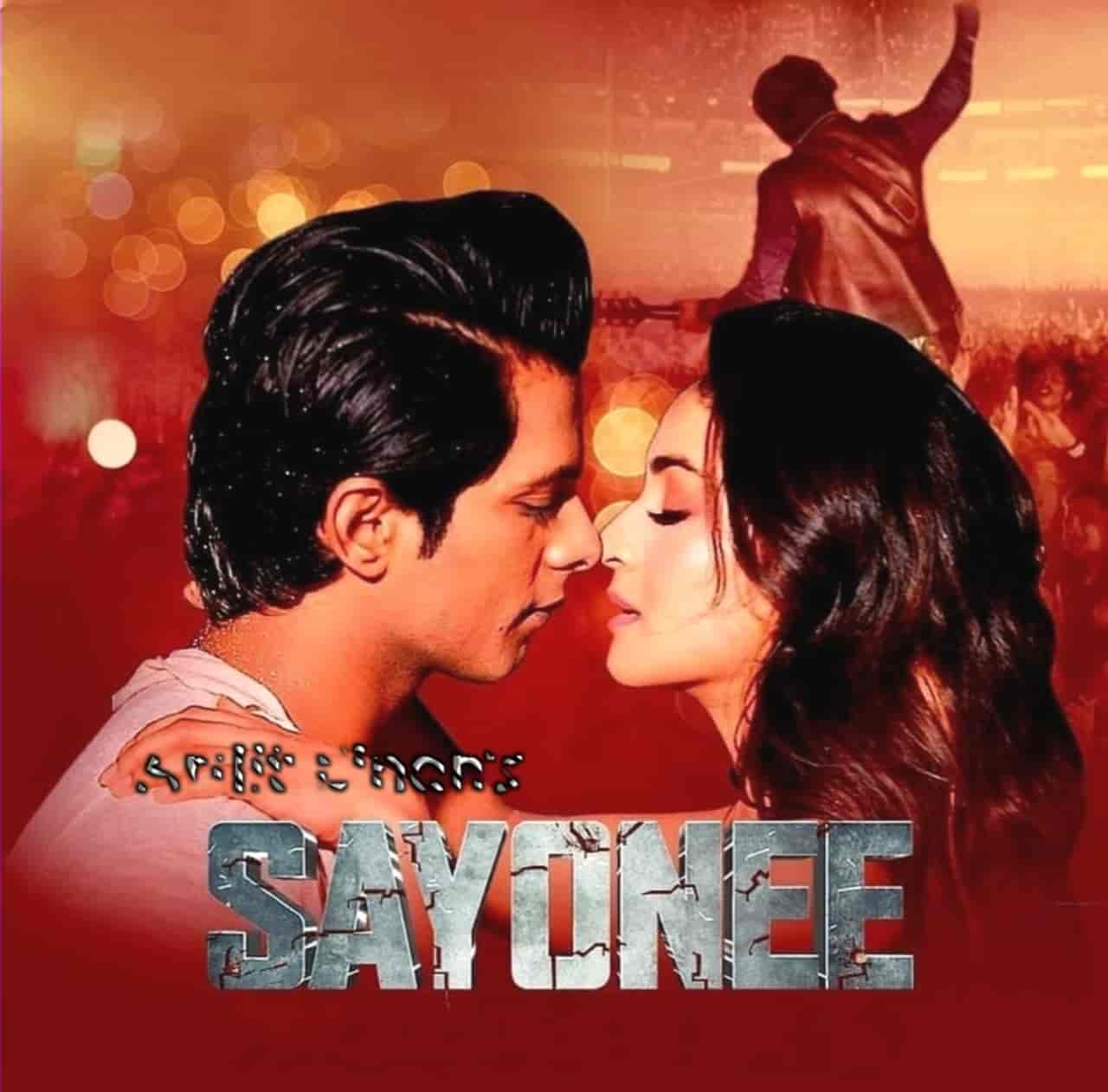 Sayonee Song Image Features Tanamy Ssingh and Muskan Sethi