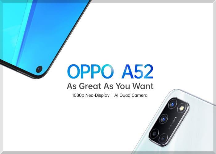 Inilah Letak Perbedaan Antara Oppo A52 dan Oppo A92