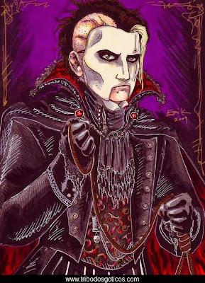 ubergoth,gotico,vampiro