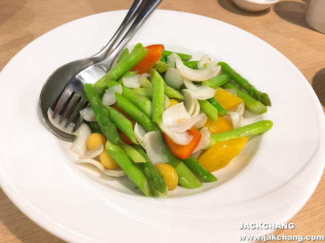 Stir fried Ginkgo & Lily Bulb