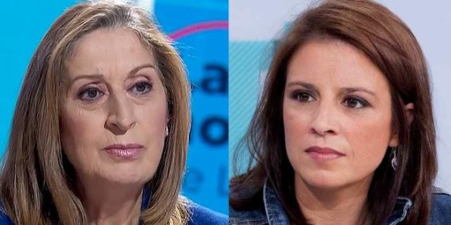 Adriana Lastra y Ana Pastor Julián