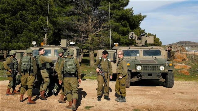 Palestinian resistance group says has captured Israeli military drone flying over Gaza