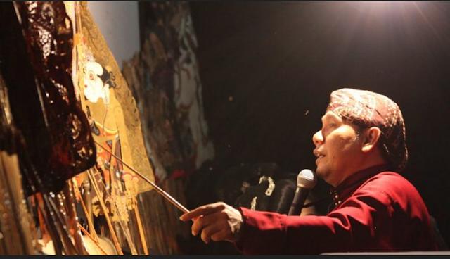 Wakil Walikota Jogjakarta : Heroe Porwadi Ki Dalang Seno , Fenomenal dan Raja Live Streaming
