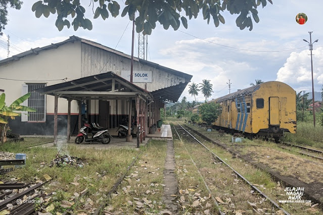 Stasiun Solok