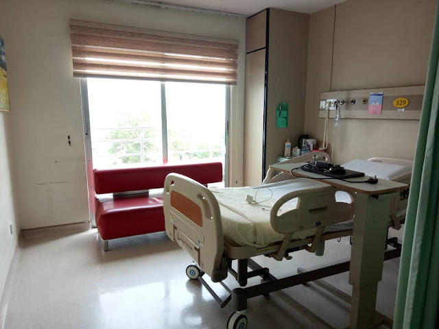 Katil Single Room KPJ Selangor