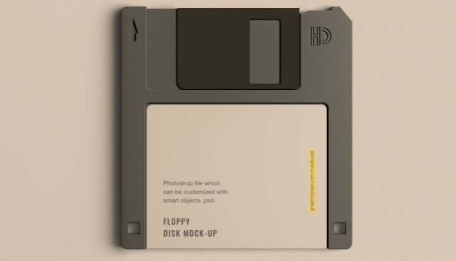 Input Device Floppy Disk