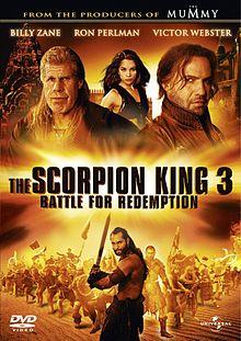Sinopsis Film The Scorpion King 3 (2012)