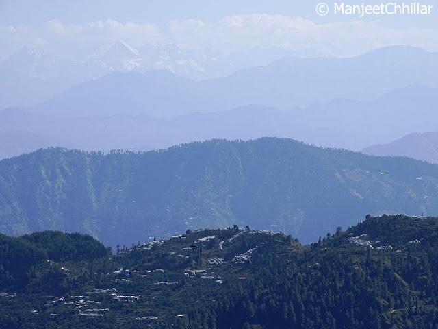 Kotgarh Dhar, Himachal Pradesh