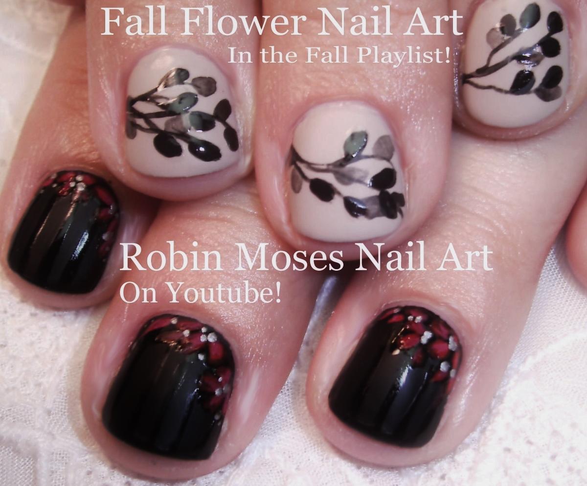 Nail Art by Robin Moses: Trash Polka Nails for halloween! Punk Rock ...