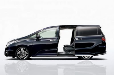 Harga All New Honda Odyssey Indonesia