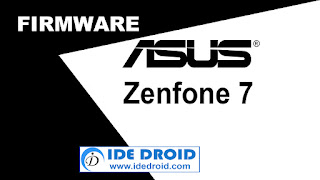 Firmware Asus Zenfone 7 (ZS670KS) Tested Free Download