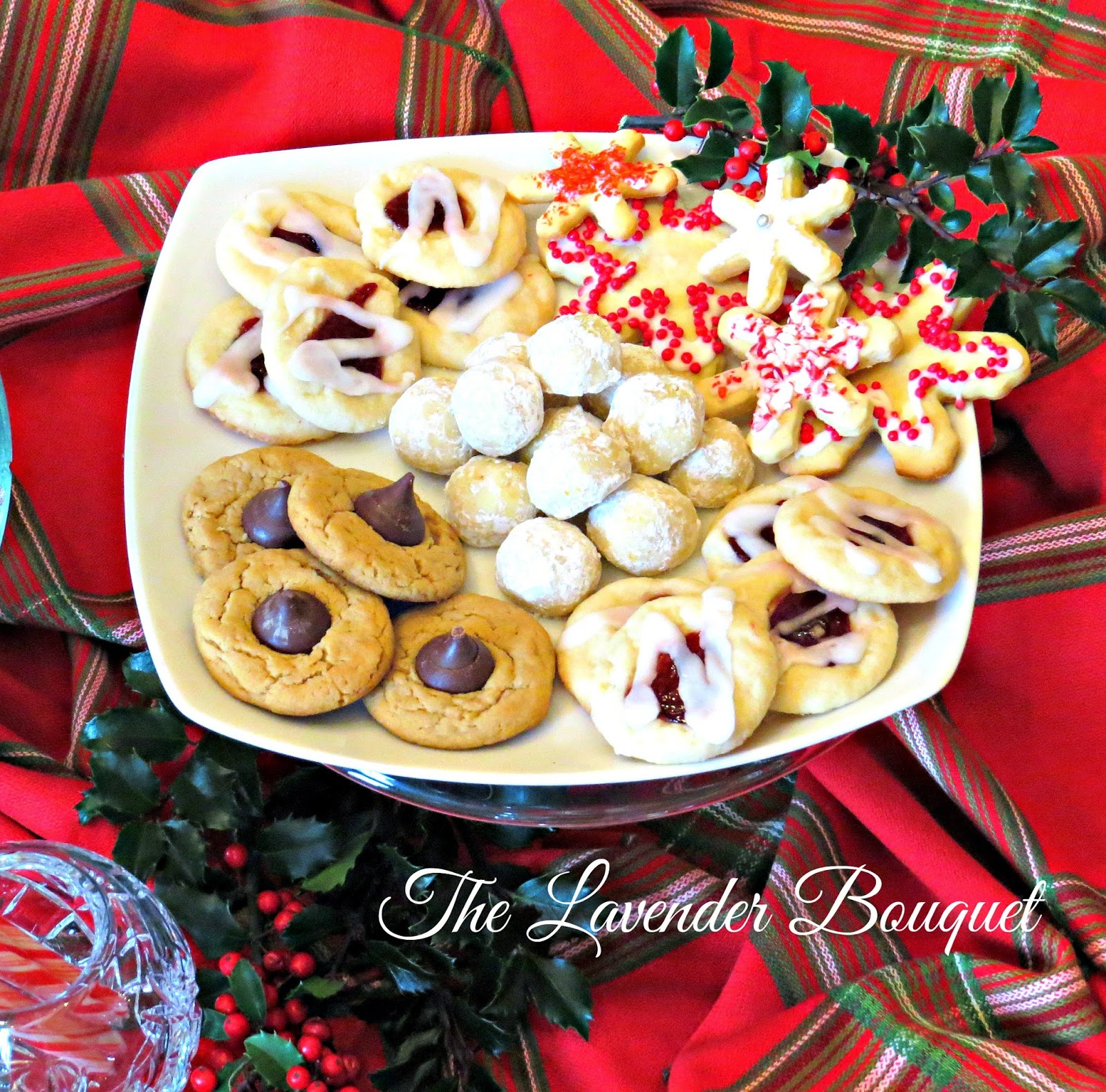 The Lavender Bouquet: IT\'S TIME FOR COOKIES!