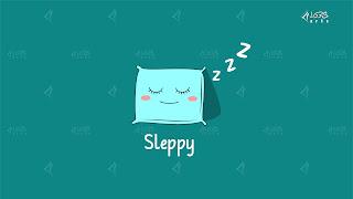 Sleepy Beauty B