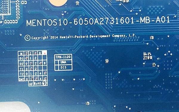 6050A2731601-MB-A01 MENTOS10 HP 14-Af011au