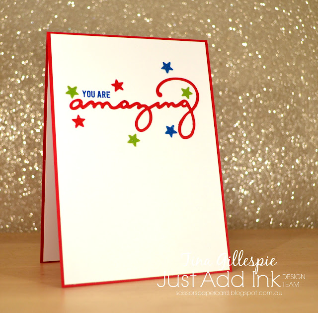 scissorspapercard, Stampin' Up!, Just Add Ink, Thoughtful Banners, Celebrate You Thinlits, Confetti Punch
