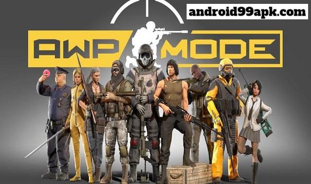 لعبة AWP Mode v1.3.5 مهكرة كاملة اونلاين (بحجم 378 MB) للأندرويد