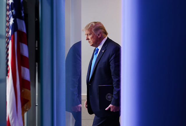 פרעזידענט טראמפ באקומט קאראנע, וואס געשעהט יעצט?