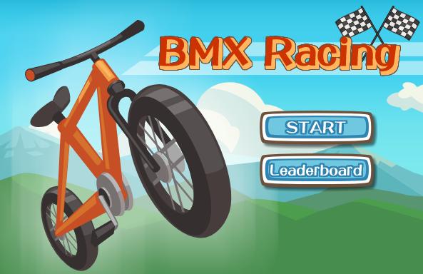 Gioca online a  BMX Racing
