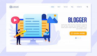 How To Customize Blogger Blog Website