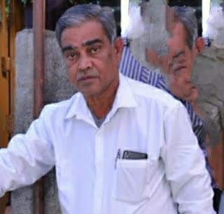 पीथमपुर भाजपा नेता एवं पूर्व उपसरपंच पाटिल का निधन