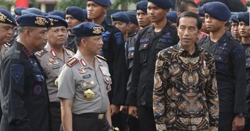 MCA Diberangus, Jokowi Berikan Perintah Khusus untuk Kapolri: Tegas!