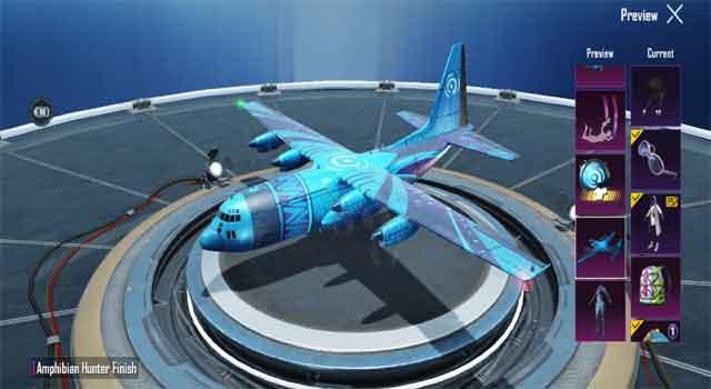 Pubg mobile redeem code se ek Airplane skin Kaise le