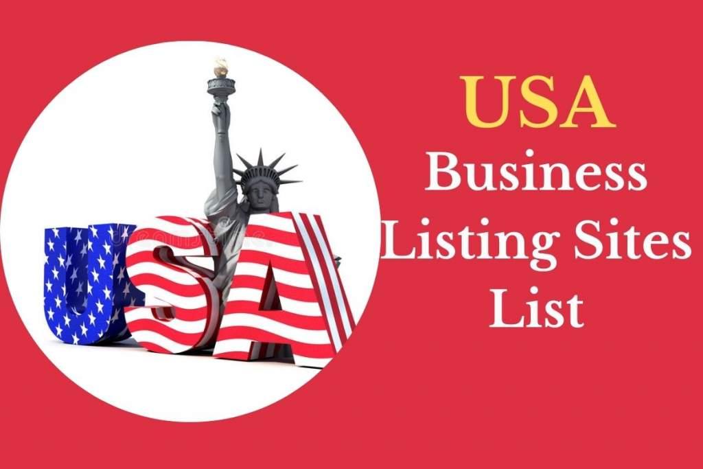 business listing sites usa