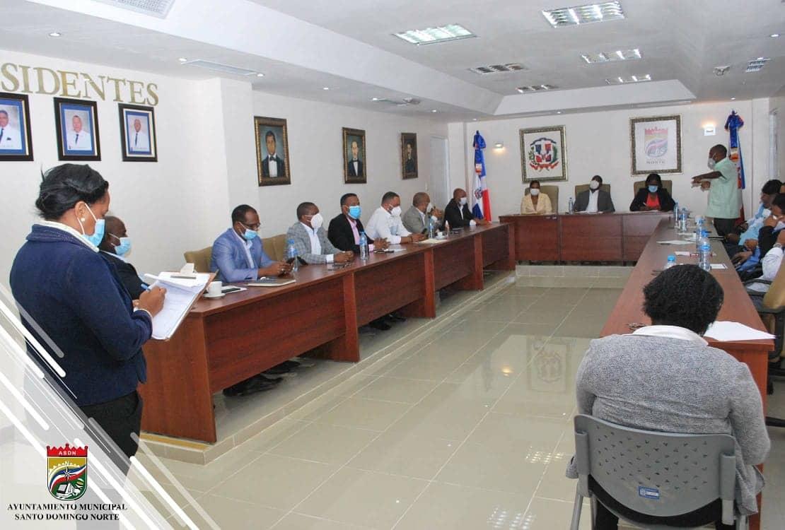 Concejo de Regidores SDN