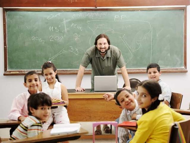L'importance des enseignants masculins dans écoles