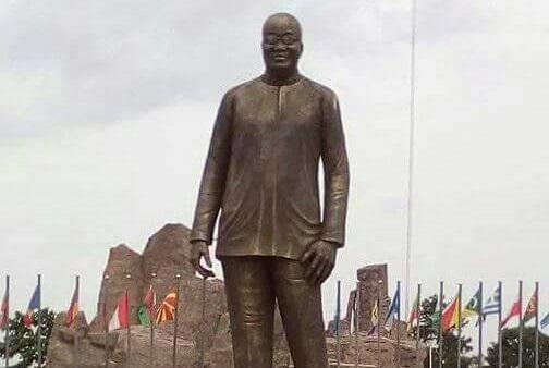 Nigerian governor to commission Akufo-Addo statue