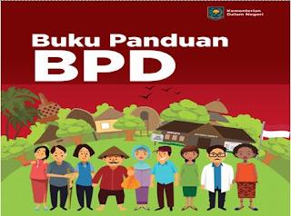 Buku Panduan BPD sebagai Penunjang Untuk Meningkatkan Pengetahuan dan Kemampuannya