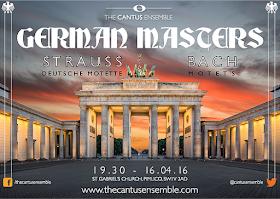 German masters - Cantus Ensemble
