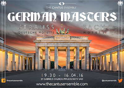 German masters - Cantus Ensemble