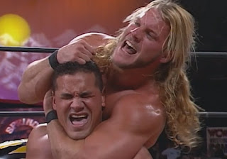 WCW Spring Stampede 1998 - Chris Jericho vs. Prince Iuakea