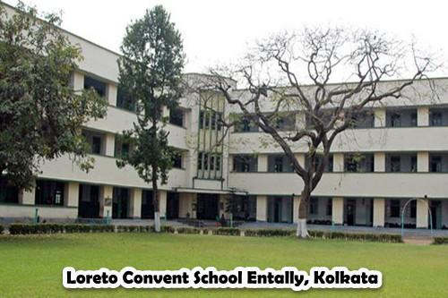 Loreto Convent School Entally, Kolkata
