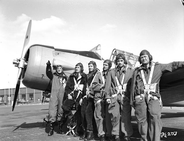 25 April 1941 worldwartwo.filminspector.com John Magee RCAF