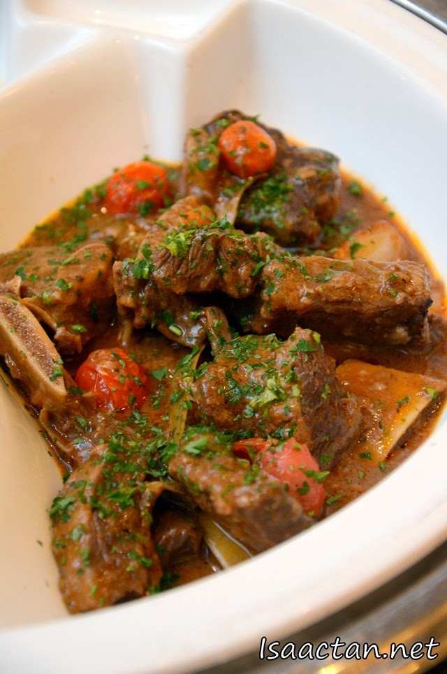 Lemongrass Braised Beef Short Ribs