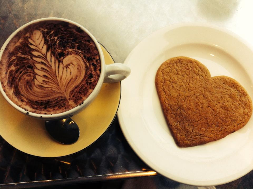 Foodie Friday Top Coffee Shops In Old Town Edinburgh