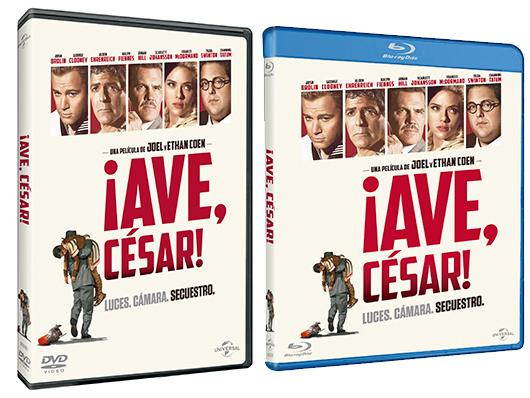 A la venta en DVD y Blu-ray '¡Ave, César!' de los hermanos Coen