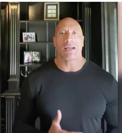 """Dwayne """"The Rock"""" Johnson is section of the crew shopping for XFL"""