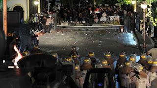 Cerita Seorang Mahasiswa yang Diduga Disiksa Polisi Setelah Demo