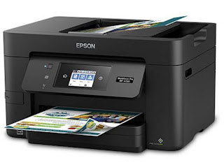 Epson WorkForce Pro WF-4720 Drivers, Review And Price