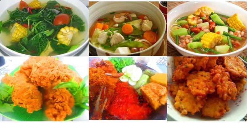 Menu Masakan Sehari Hari Yang Enak Dan Murah Meriah Pas Banget