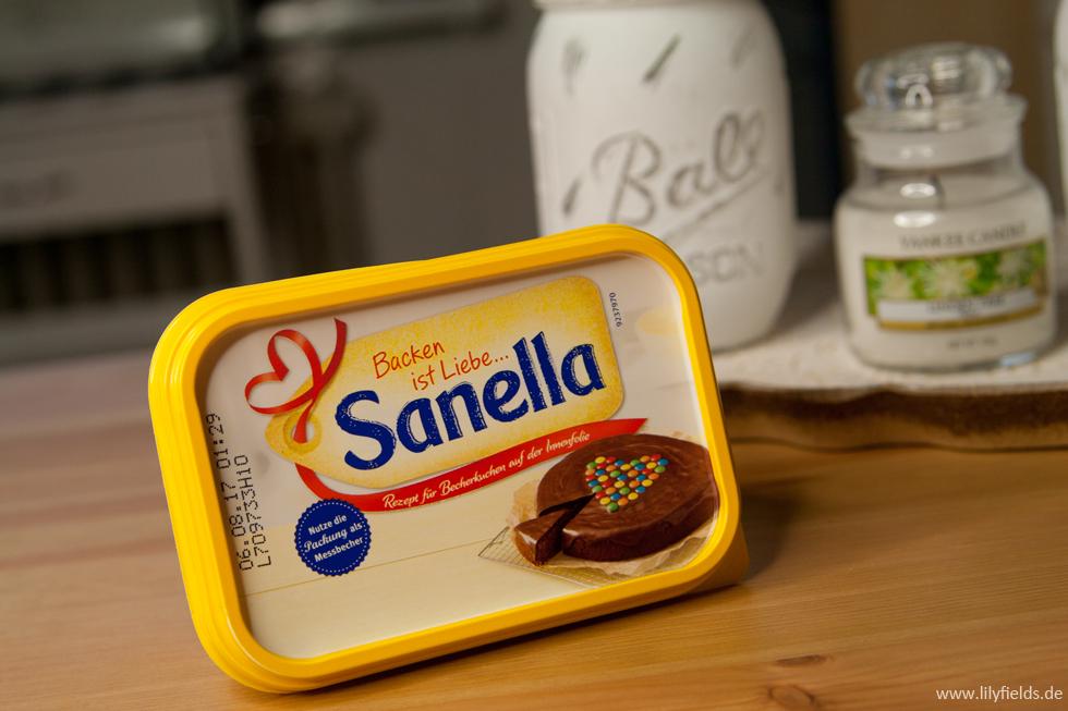 Sanella - 250g Becher