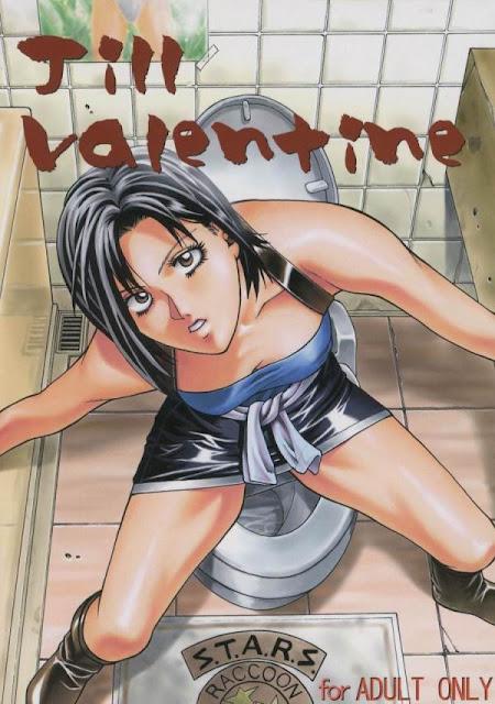 Jill+Valentine+fanart5