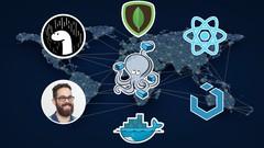 Master Deno, React, Mongo, NGINX running with Docker-Compose