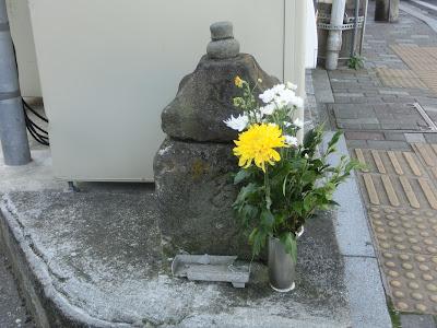 塔ノ辻の五輪塔